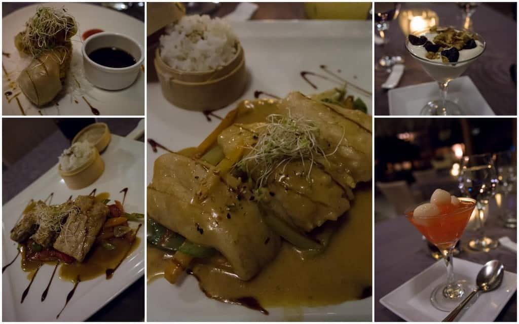 tao cat thai restaurant for dinner at royal bavaro in punta cana
