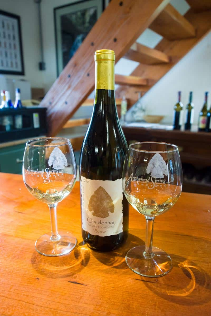 The Reserve Chardonnay