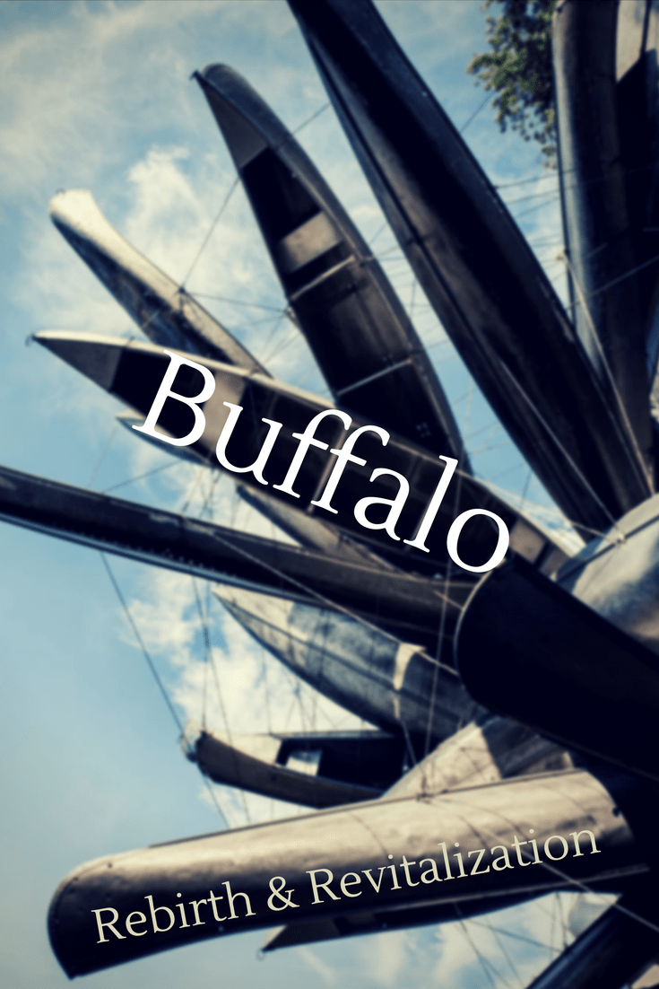 Buffalo, New York has really lifted off in recent years as the seeds of rebirth have sprouted new growth and energy. Here are my picks for all the neighborhoods, sights, restaurants, parks, and hotels that you have to check out when visiting this reinvented city. #travelBUF #buffalove #Buffalo #NiagaraFalls #NewYork #thingstodo #tripplanning