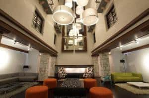 hotel boutique 1850 in guanajuato lobby