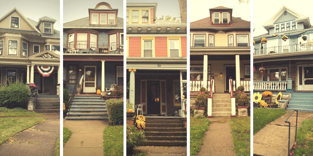 Porches of Elmwood Village