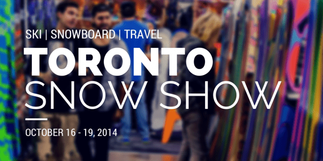 Awesome Deals at Toronto Snow Show 2014