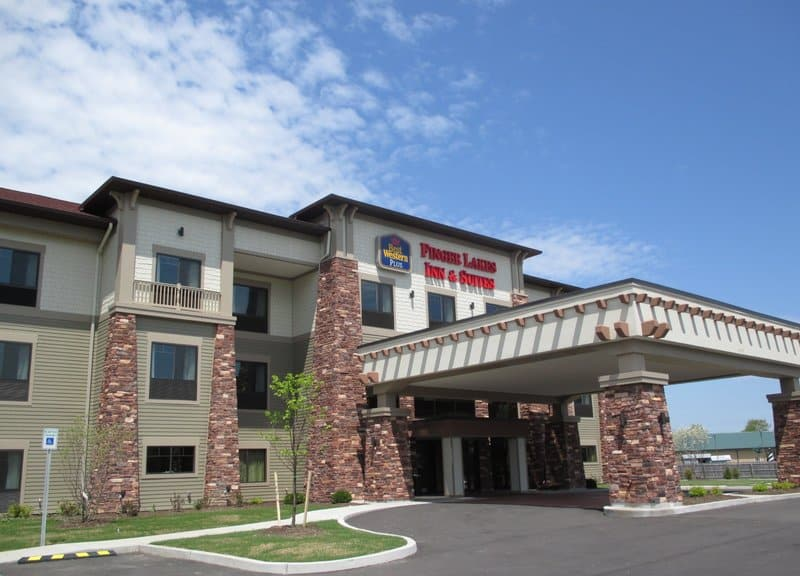 Best Western Plus Finger Lakes Hotel