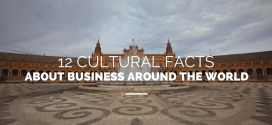 Infographic – 12 Cultural Differences About Business Around the World