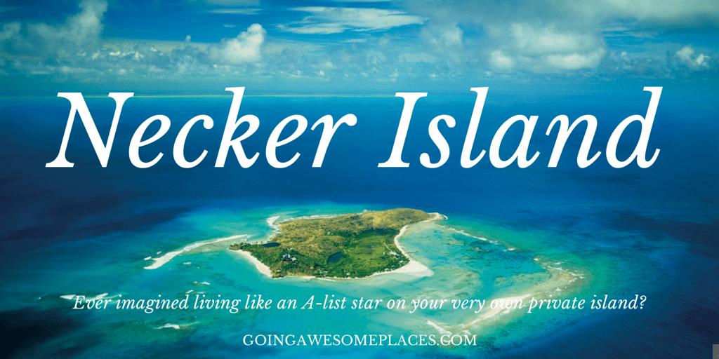 Live it up on Richard Branson's Necker Island