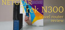 NETGEAR Trek N300 Travel Router Review – Wifi Versatility