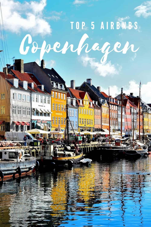 Top 5 Airbnb Rentals on a Budget in Copenhagen in 2020