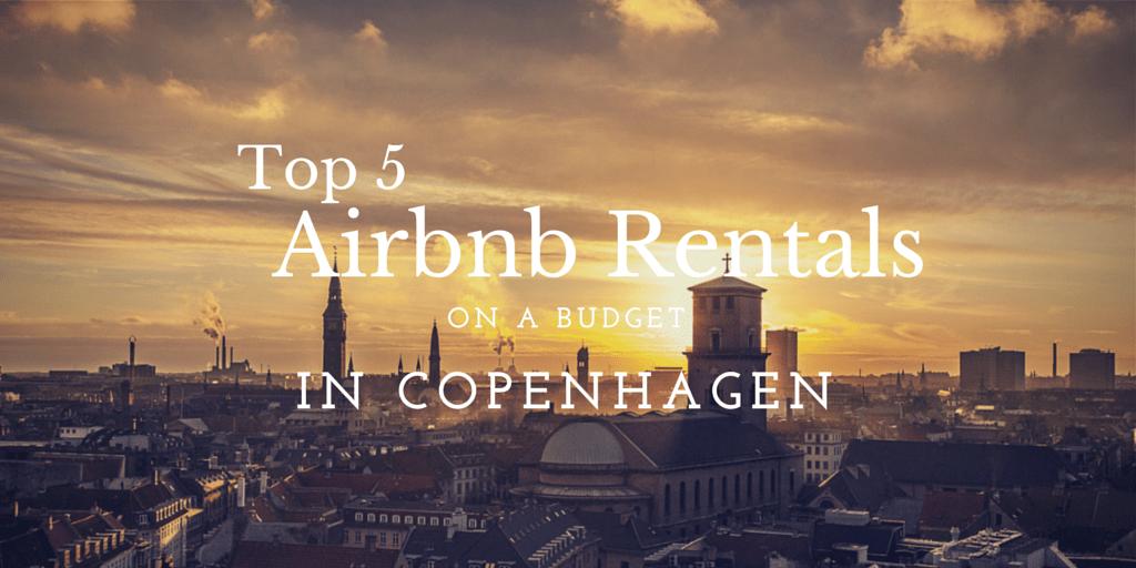 Top 5 Airbnb Rentals On A Budget In Copenhagen
