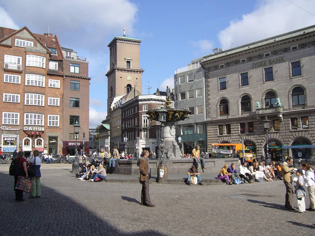 best copenhagen airbnbs on a budget city square