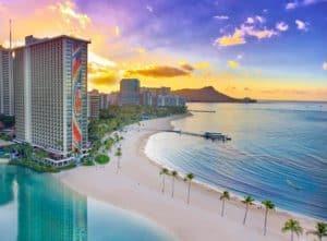 Hilton Beach Waikiki Resort