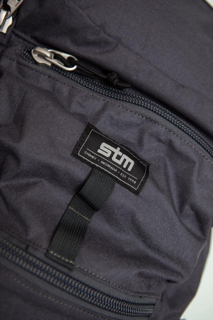 STM Drifter Front Logo