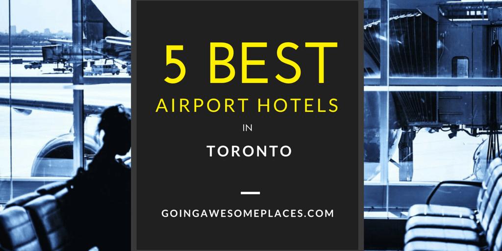Cheap Hotels Downtown Toronto