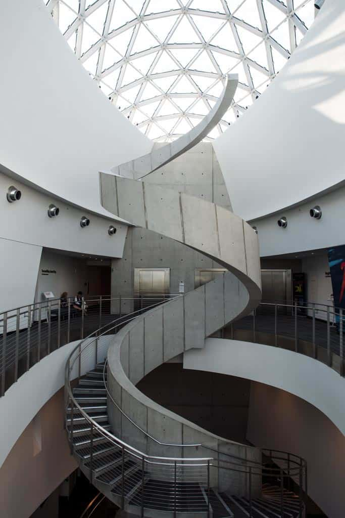 Dali Spiral Staircase