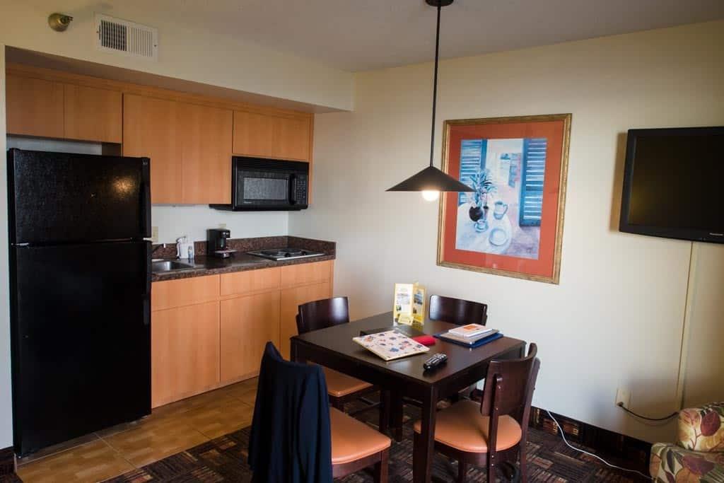 Sirata Standard King Suite Kitchenette