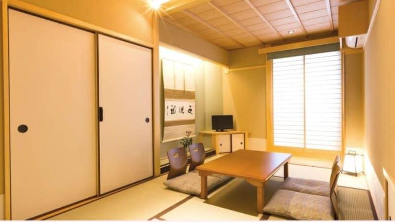 best budget ryokans in kyoto