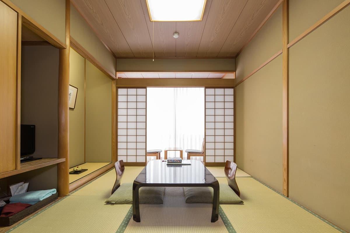 best ryokan ryokufuso room in kyoto