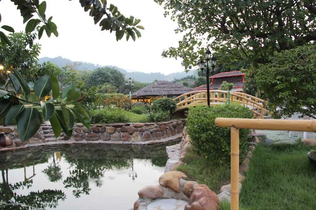 Qingxin Hot Springs