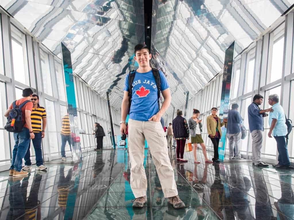 inside swfc observatory in top things to do in shanghai