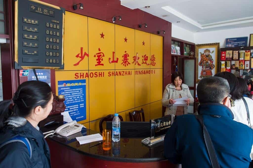 Early Check In at Shaoshi Shanzhai Inn & Hotel
