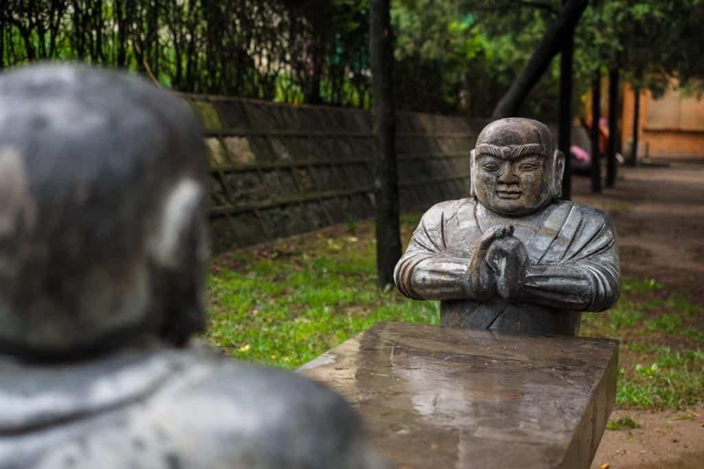 Little Shaolin Monk Stones