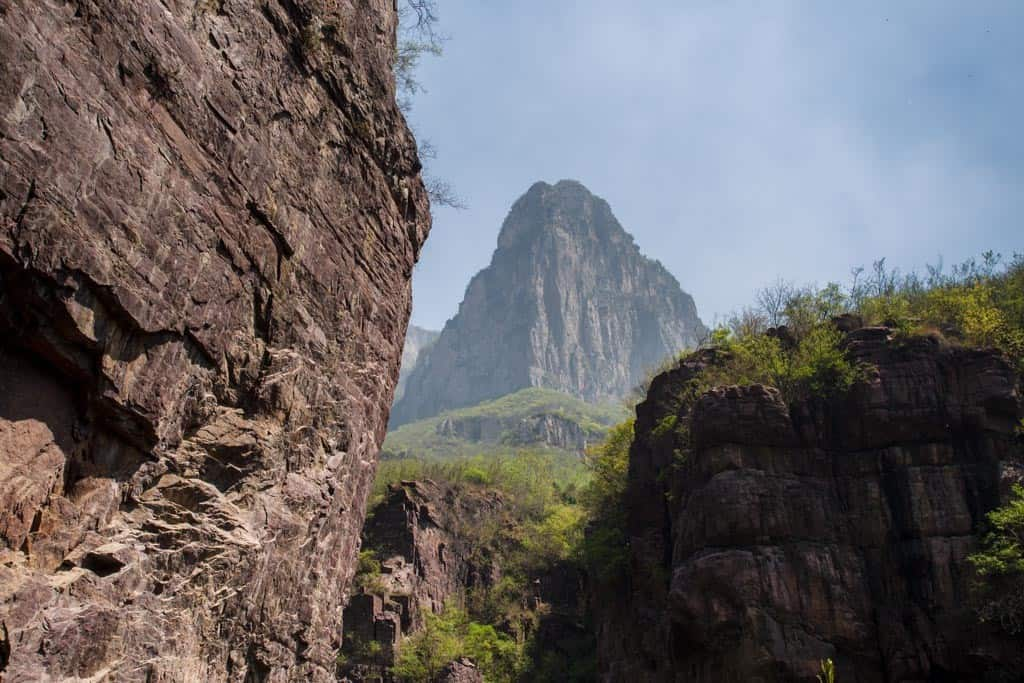Yuntai Mountain Rocky Views