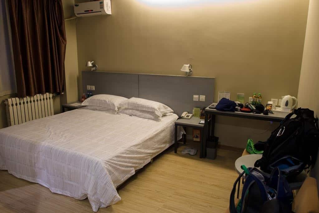Aviation e-Home Inn Room