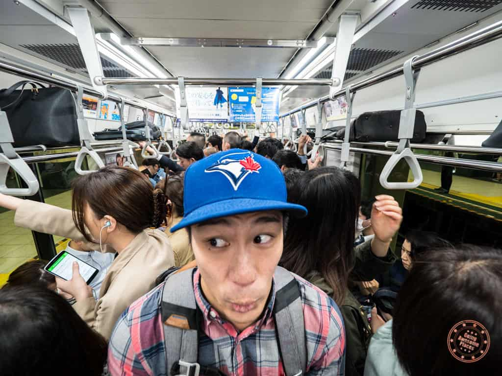 tokyo transportation tips on getting around the city by train
