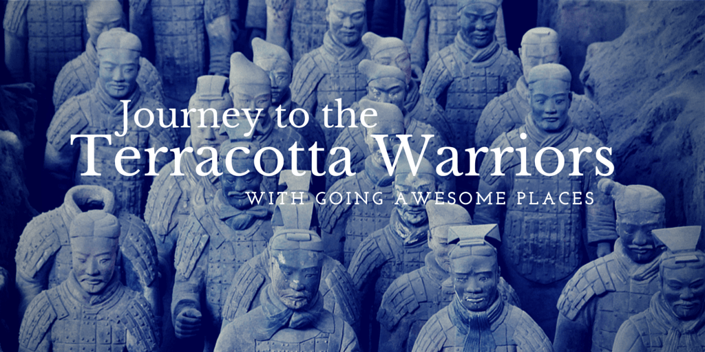 Journey to Terracotta Warriors Featured