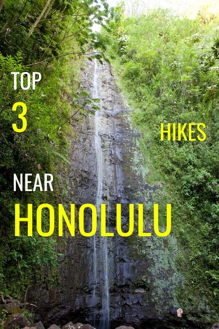 3 of the Best Hikes Near Honolulu