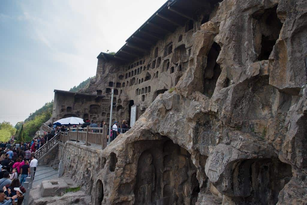 Caves Small and Large at Longmen