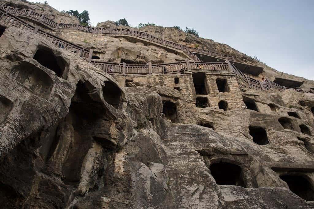 Longmen Grottoes Paths