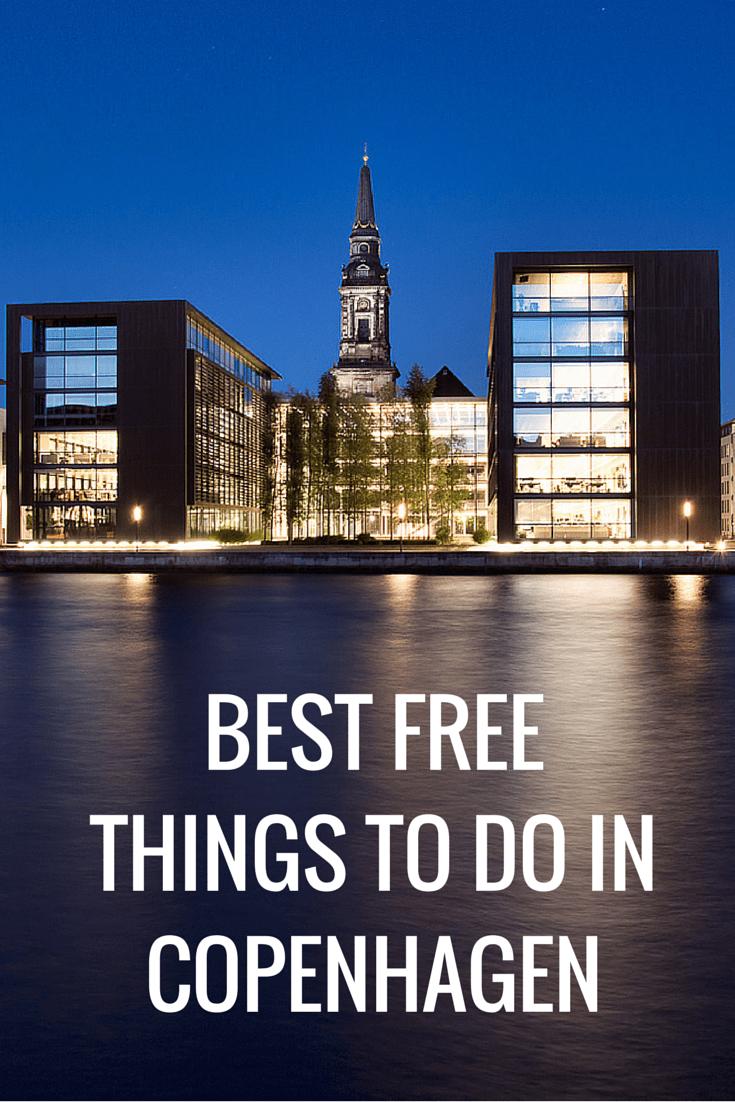 Best Free Things To Do In Copenhagen