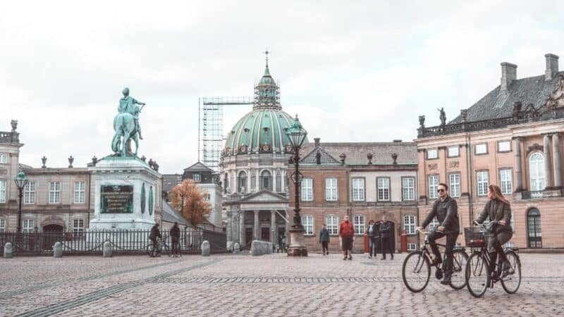 free things to do in copenhagen biking in the city featured