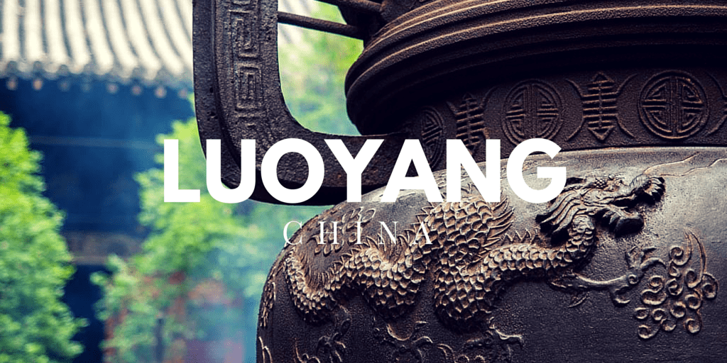 Luoyang – Peony, Temples and Grottoes