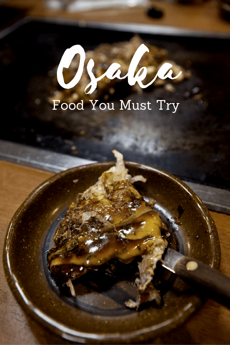 Osaka is considered to be the foodie capital of Japan and as such, here is a rundown of some of the foods you have to try out when visiting.