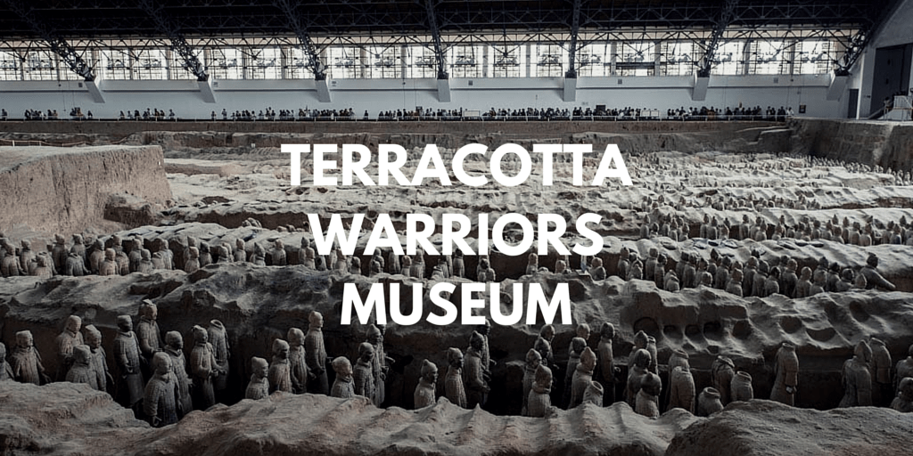 Surreal Terracotta Warriors Experience