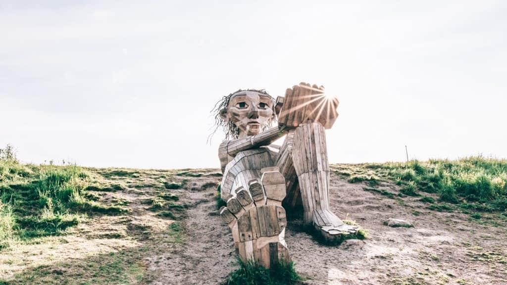 the forgotten giants free things to do in copenhagen trolls