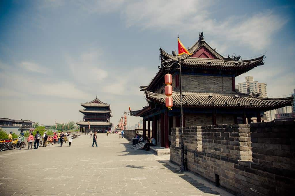 A Two Day Itinerary Exploring Xi'an China