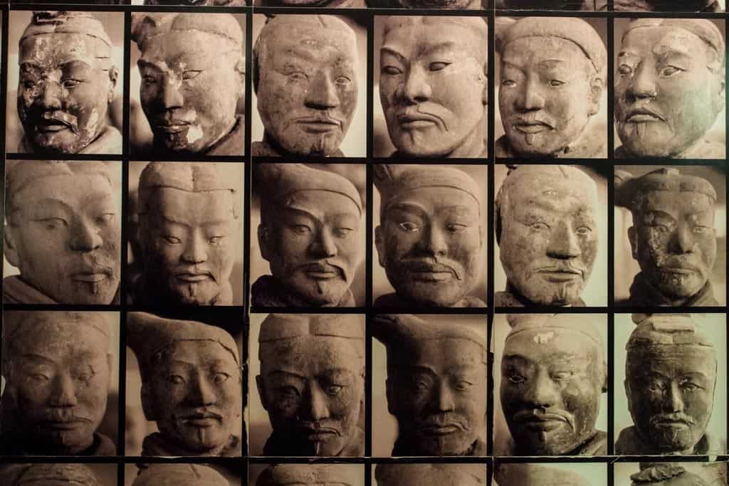 Many faces of Terracotta.