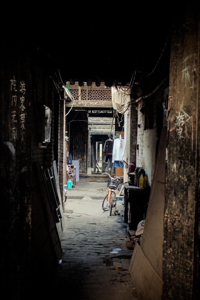 The Muslim Quarter is super touristy but all you have to do is duck into one of these little alleyways and you can get a glimpse of local life.