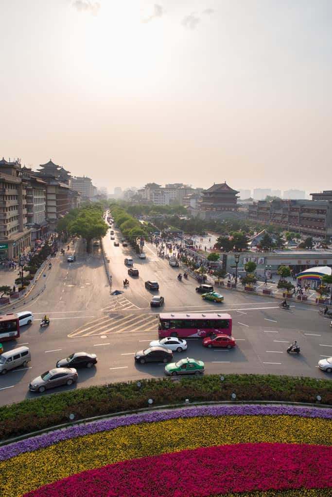 Walk in my shoes as I journey through China starting from Shanghai to Luoyang and Xi'an.