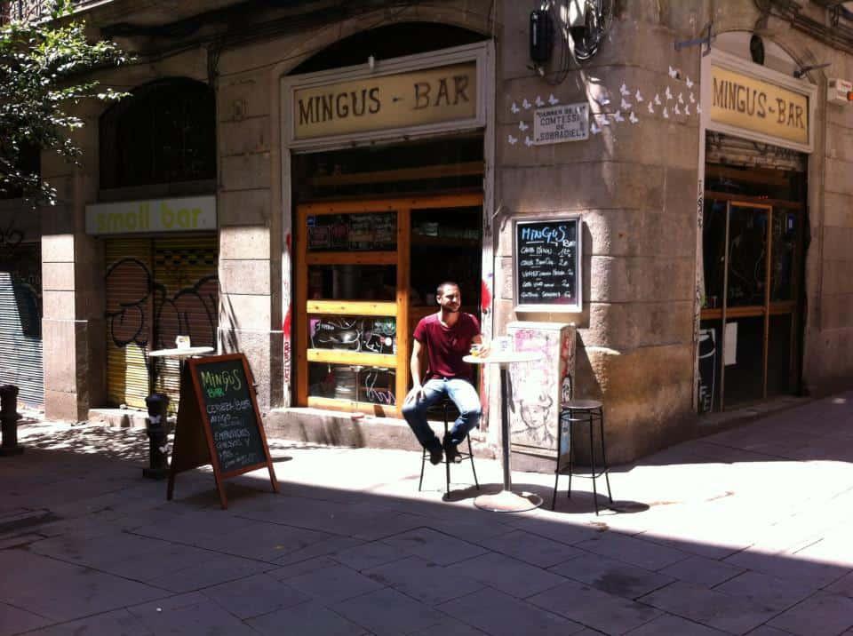 9.Bar Mingus