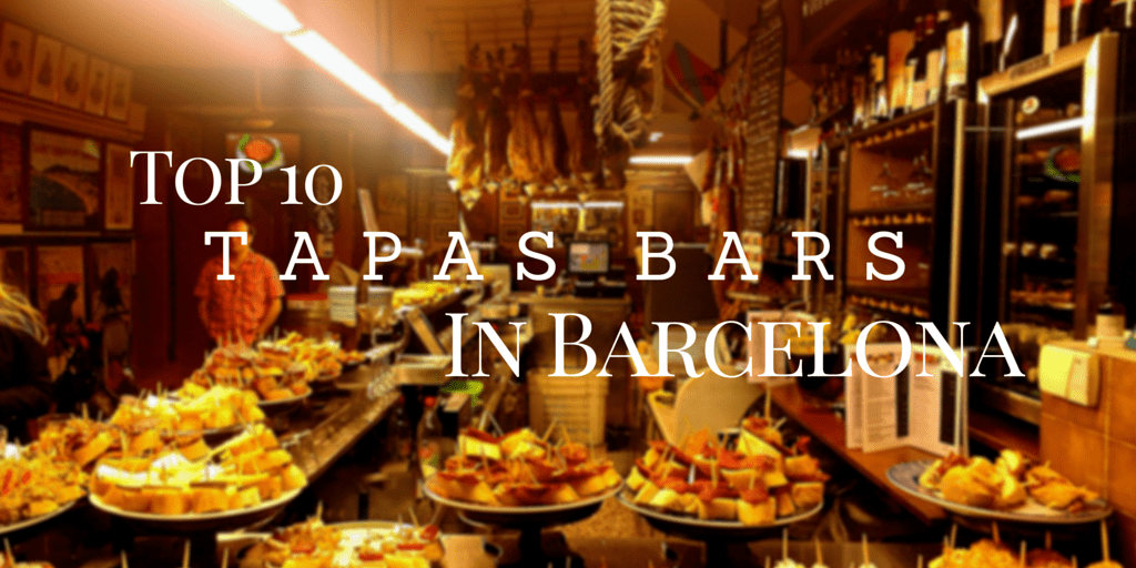 Top 10 tapas bars in barcelona for Cuisine bar tapas