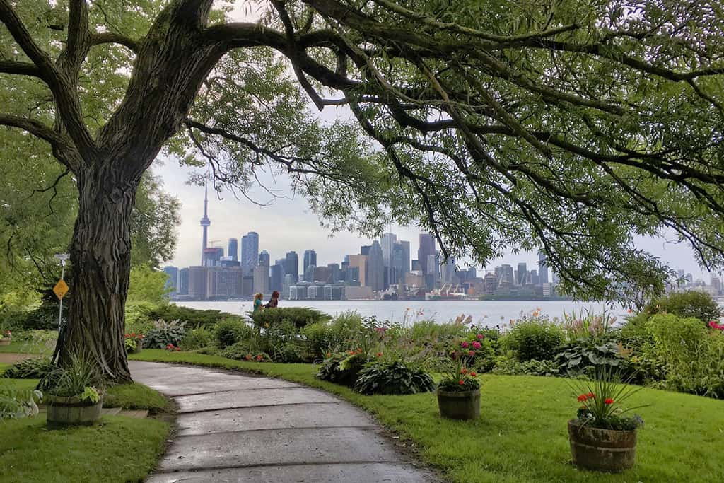 which toronto parks can you bbq in