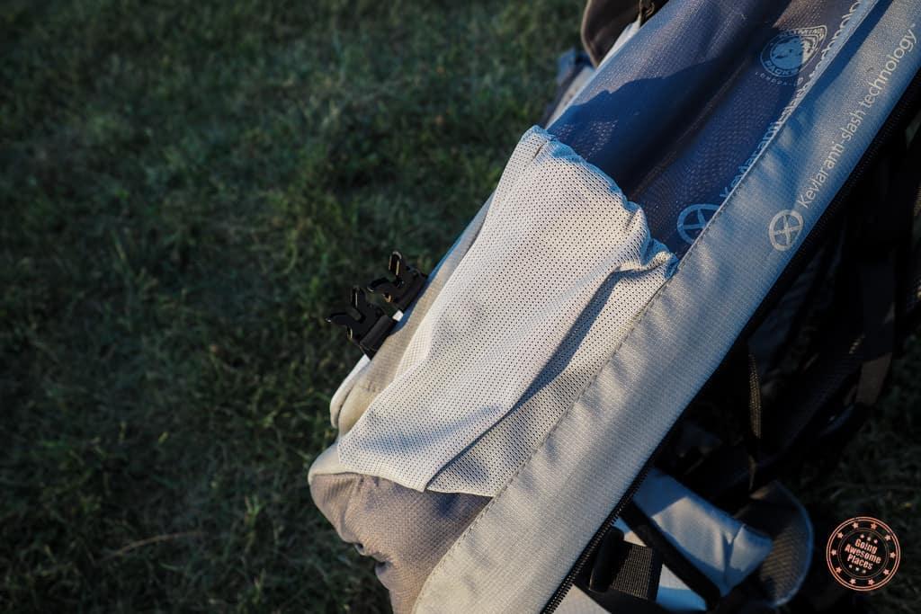 Numinous Mesh Side Pockets