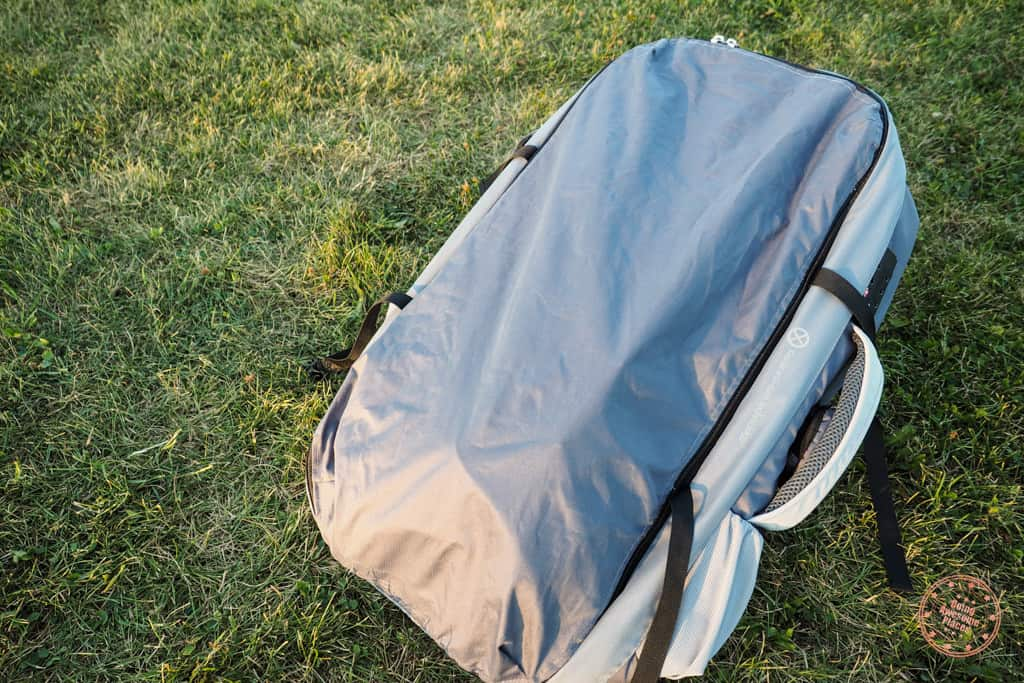 Numinous Rucksack Concealed Back Panel