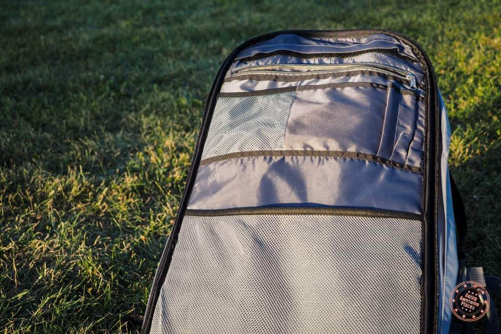 Numinous 55L Backpack Interior Pockets