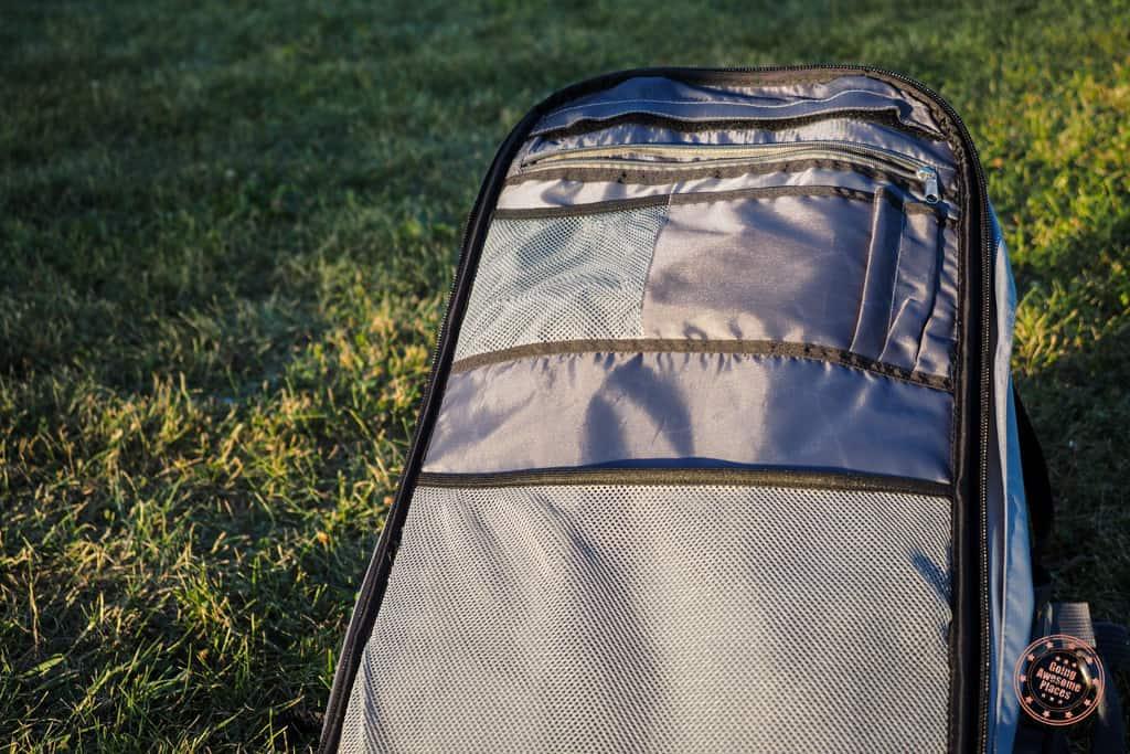 Numinous 55L Backpack Interior Pockets