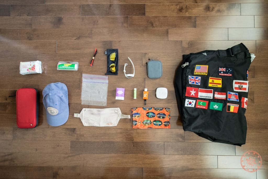 peru packing list - odds and ends