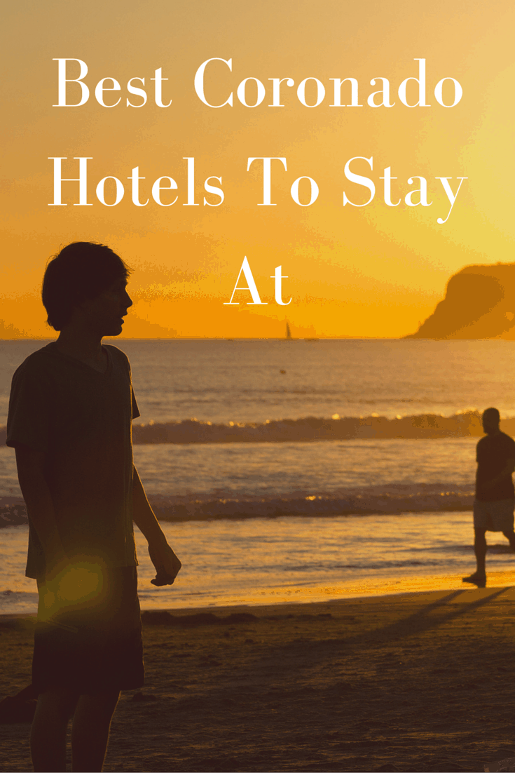 Where to Stay in Coronado, San Diego